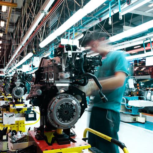 IBF - Arbeitsschutz an der Maschine